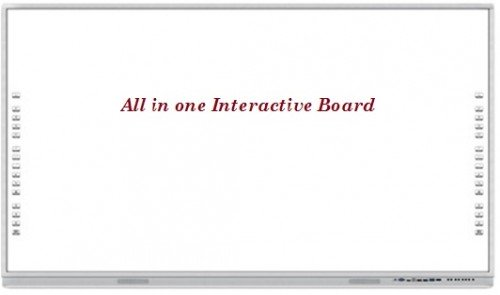 All in one Interactive Board