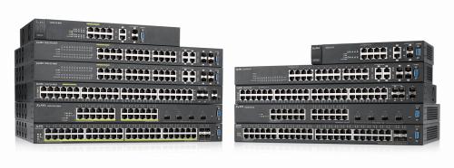 8/24/28/48/52-port GbE L2 Switch