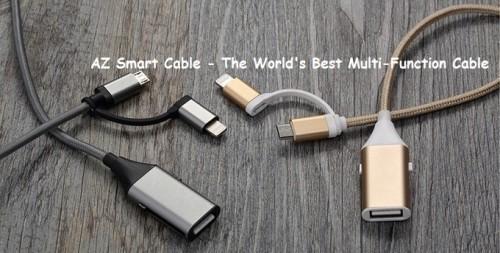 CÁP SẠC THÔNG MINH ĐA NĂNG USB/OTG